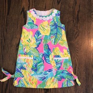 Lilly Pulitzer shift dress size 4